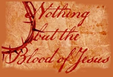 nothingbutthebloodofjesus