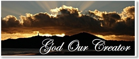 GOD-OUR-CREATOR