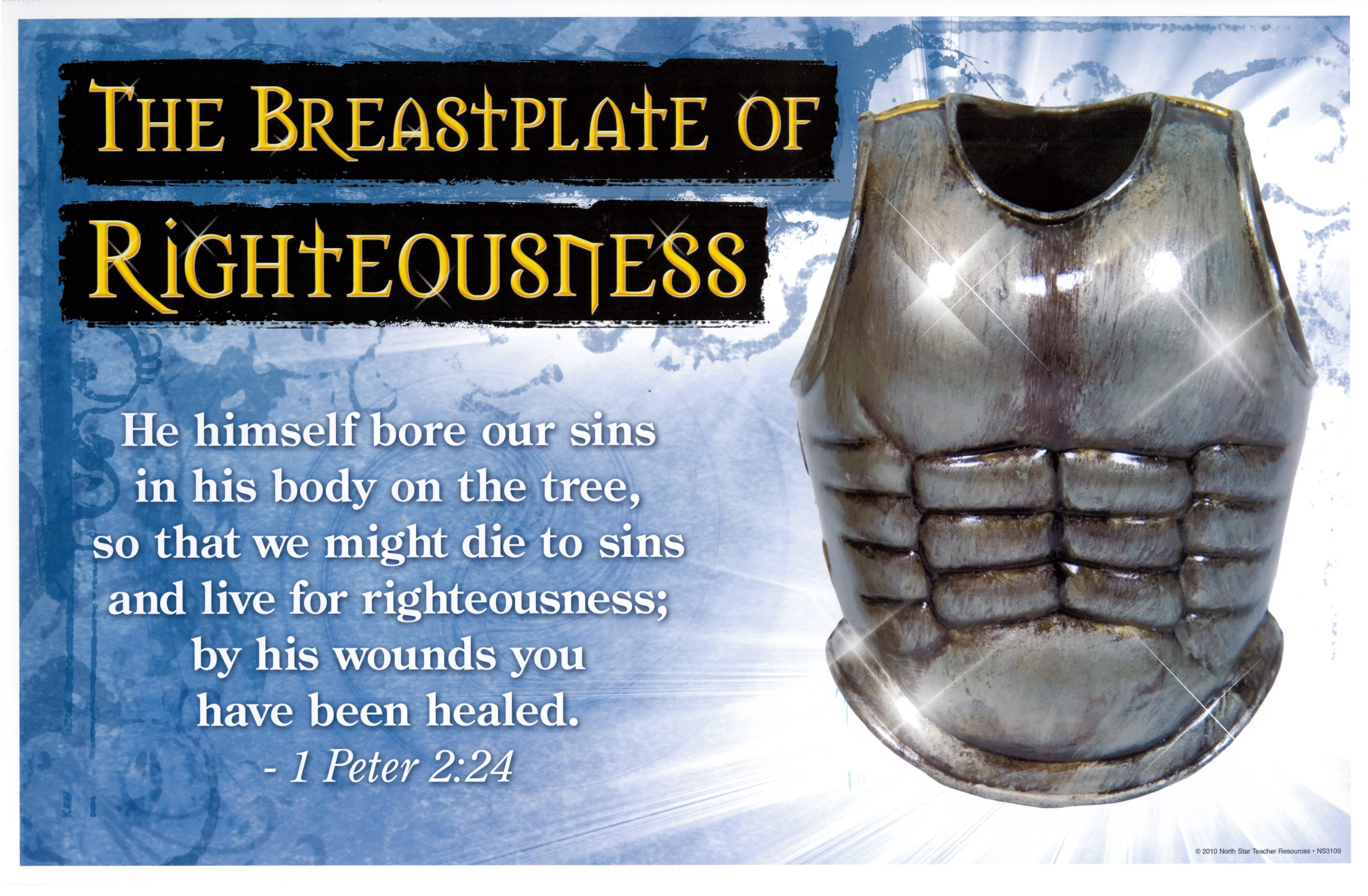 Breastplate of Righteousness – I Speak Female